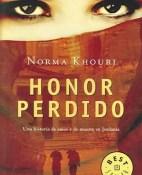 Honor perdido - Norma Khouri portada