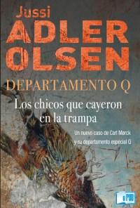 Los chicos que cayeron en la trampa - Jussi Adler-Olsen portada