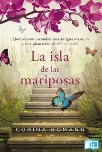 La isla de las mariposas - Corina Bomann portada