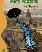 Mary Poppins - P. L. Travers portada