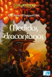 Medidas draconianas - Don Perrin y Margaret Weis portada
