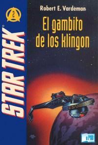 El gambito de los klingon - Robert E. Vardeman portada