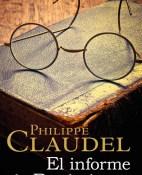 El informe de Brodeck - Philippe Claudel portada