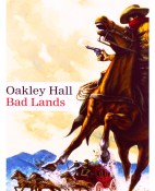 Bad Lands - Oakley Hall portada