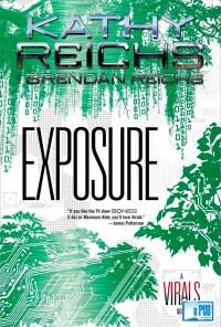 Exposure - Kathy Reichs & Brendan Reichs portada