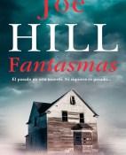 Fantasmas - Joe Hilll. portada