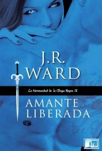 Amante Liberada - J. R. Ward portada