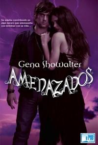 Amenazados - Gena Showalter portada