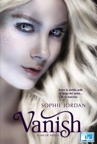 Vanish. Alma de niebla - Sophie Jordan portada