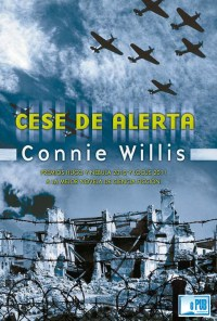 Cese de alerta - Connie Willis portada