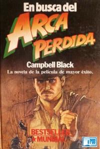 En busca del arca perdida - Campbell Black PORTADA