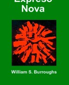Expreso Nova - William S. Burroughs portada