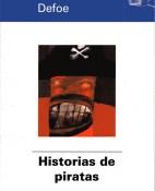 Historias de piratas - Daniel Defoe portada