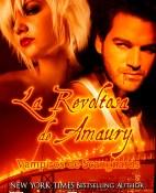 La revoltosa de Amaury - Tina Folsom portada