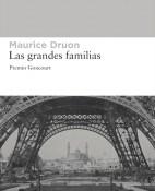 Las grandes familias - Maurice Druon portada