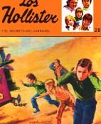 Los Hollister y el secreto del carrusel - Jerry West portada
