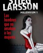 Los hombres que no amaban a las mujeres - Stieg Larsson portada