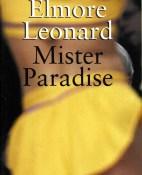 Mister Paradise - Elmore Leonard portada