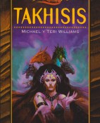 Takhisis - Michael Williams & Teri Williams portada