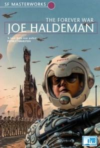 The Forever War - Joe Haldeman portada
