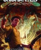 Uncharted El Cuarto Laberinto - Christopher Golden portada