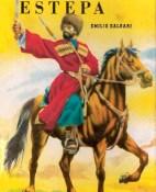 Aguilas de la estepa - Emilio Salgari portada