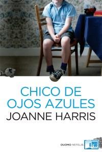 Chico de ojos azules - Joanne Harris portada