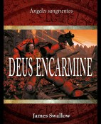 Deus encarmine - James Swallow portada