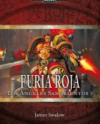 Furia roja - James Swallow portada