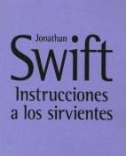 Instrucciones a los sirvientes - Jonathan Swift portada