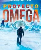 Proyecto Omega - Steve Alten portada