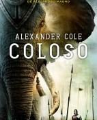 Coloso - Alexander Cole portada