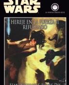 Hereje en la Fuerza II Refugiado - Sean Williams y Shane Dix portada