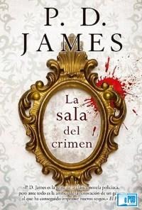 La sala del crimen - P. D. James portada