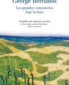 Los grandes cementerios bajo la luna - Georges Bernanos portada