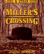 Miller's crossing - Joel Coen y Ethan Coen portada