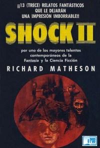 Shock II - Richard Matheson portada