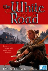 The White Road - Lynn Flewelling portada