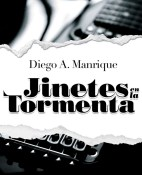 Jinetes en la tormenta - Diego Manrique portada