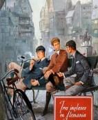 Tres ingleses en Alemania - Jerome K. Jerome portada