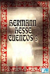 Cuentos, 3 - Hermann Hesse portada