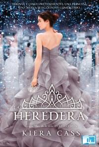 La heredera - Kiera Cass portada