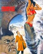 Guerra a los djinns - Murray Leinster portada