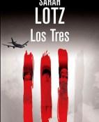 Los tres - Sara Lotz portada