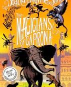 The magicians of caprona - Diana Wynne Jones portada