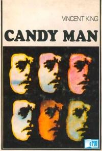 Candy man - Vincent King portada