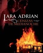 Cenizas de Medianoche - Lara Adrian portada
