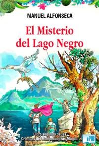 El misterio del lago negro - Manuel Alfonseca portada