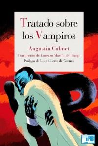 Tratado sobre los vampiros - Augustin Calmet portada