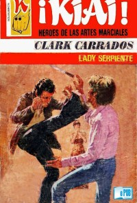 Lady serpiente - Clark Carrados portada